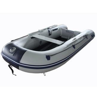 Waveline Waveline 2.5m Air Deck Solid Transom V Keel Inflatable Dinghy