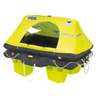 Viking Viking 8 Man ISO 9650-1 RescYou Offshore Life Raft