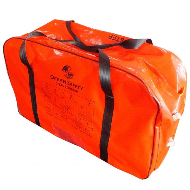 Ocean Safety 6 Man Ocean Standard Life Raft