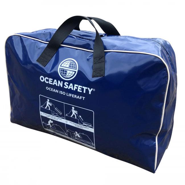 Ocean Safety 4 Man Under 24hr ISO 9650-1 Ocean Life Raft