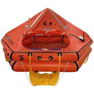 Crewsaver Crewsaver 4 Man Over 24hr ISO 9650-1 Ocean Life Raft