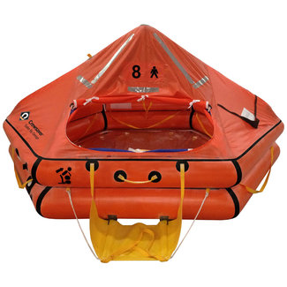 Crewsaver Crewsaver 8 Man Over 24hr ISO 9650-1 Ocean Life Raft