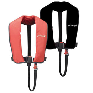 Waveline Waveline 165N ISO Manual Life Jacket with Crotch Strap