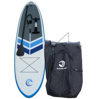 Waveline Waveline Paddle Board White/Blue