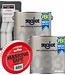 Seajet Shogun 033 Antifoul 2.5L (x2) + FREE Roller Pack & Masking Tape