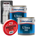 International International Ultra 300 Antifoul 2.5L (x2) + FREE Roller Pack & Masking Tape