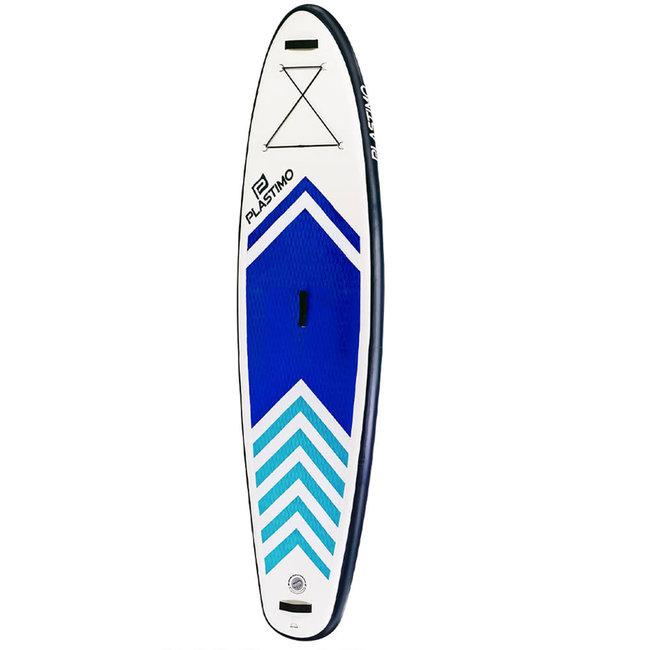 Plastimo Paddle Board White/Blue