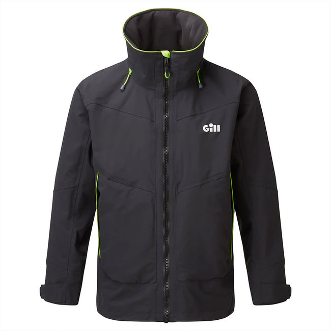 Gill OS3 2021 Coastal Mens Jacket Graphite