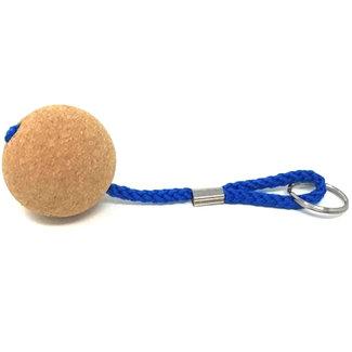 Pirates Cave Value Cork Ball Keyring 50mm