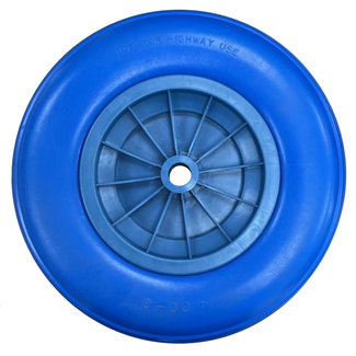 """Pirates Cave Value Puncture Proof Trolley Wheel 16"""""""