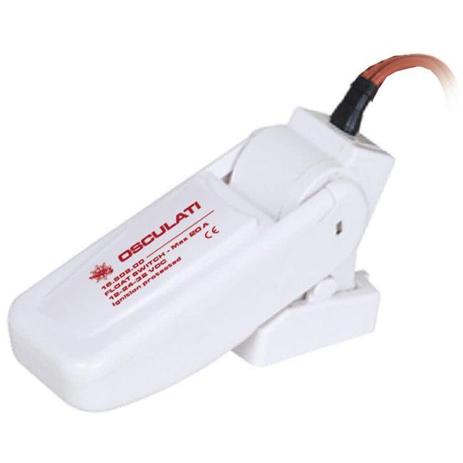 Osculati 12/24V Automatic Bilge Pump Float Switch