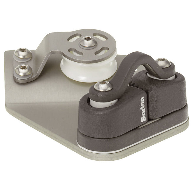 Barton Traveller Cleat Plate Assembly (Pair)