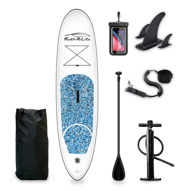 Funwater Ultra Lightweight Paddle Board Blue