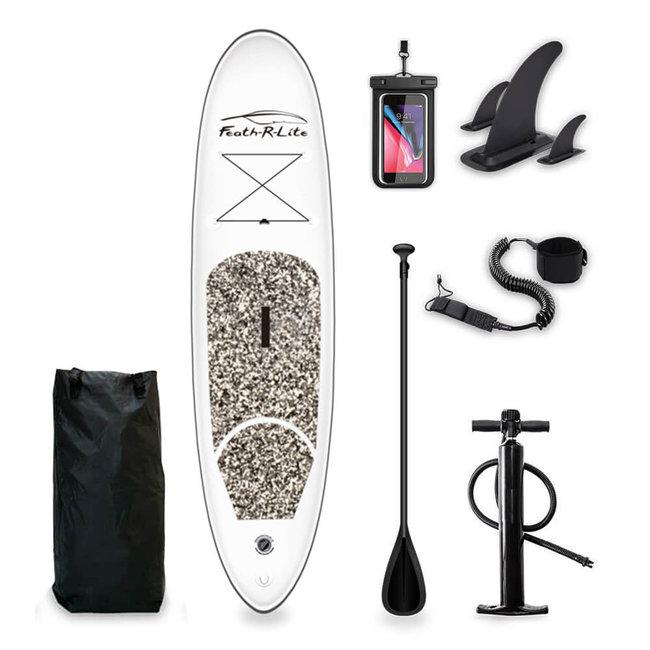 Funwater Ultra Lightweight Paddle Board Grey