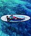 Funwater Ultra Lightweight Paddle Board Light Blue
