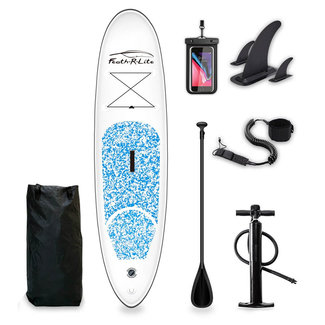 Funwater Funwater Ultra Lightweight Paddle Board Light Blue