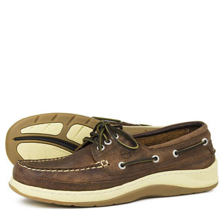 Orca Bay Orca Bay Squamish Mens Deck Shoes Russet 2021