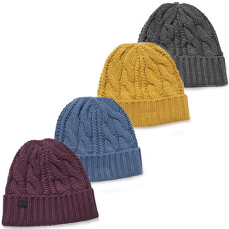 Gill Gill Cable Knit Beanie 2021