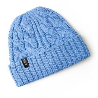 Gill Gill Cable Knit Beanie Light Blue 2018