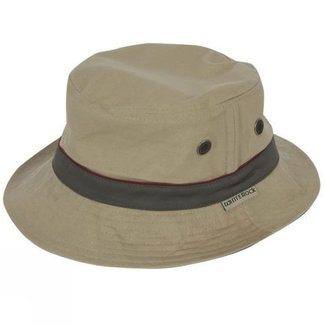 White Rock White Rock Oasis Solid Band Hat Khaki