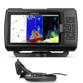 Garmin Garmin STRIKER Vivid 7cv Fishfinder with GT20-TM Transducer