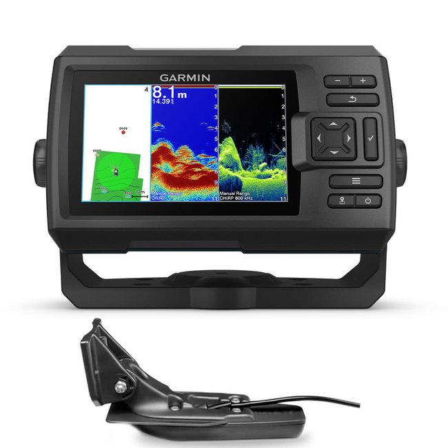 Garmin Garmin STRIKER Vivid 5cv Fishfinder with GT20-TM Transducer