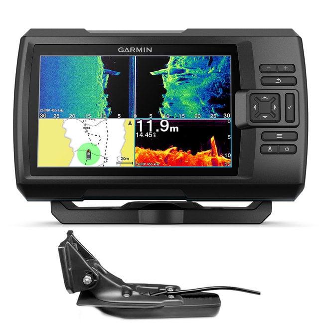 Garmin STRIKER Vivid 7sv Fishfinder with GT52HW-TM Transducer