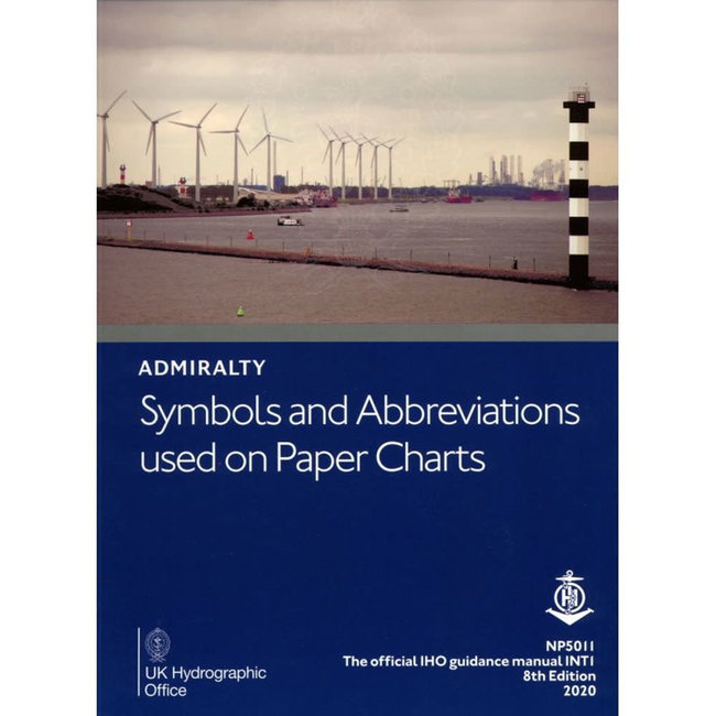 Symbols and Abbreviations for Admiralty Paper Charts