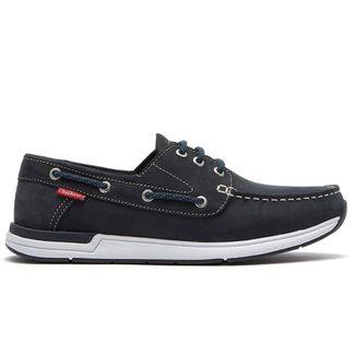 Chatham Chatham Hastings Mens Deck Shoes Navy 2021