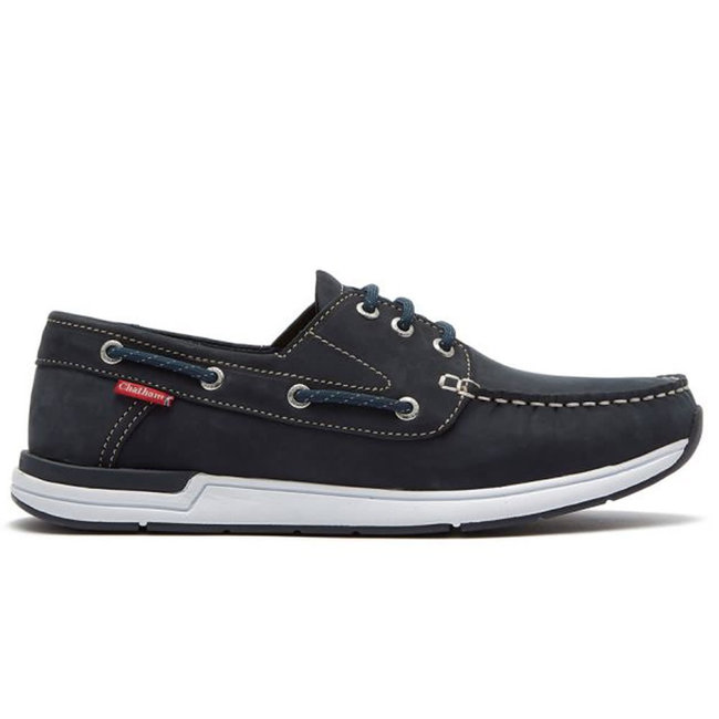 Chatham Hastings Mens Deck Shoes Navy 2021