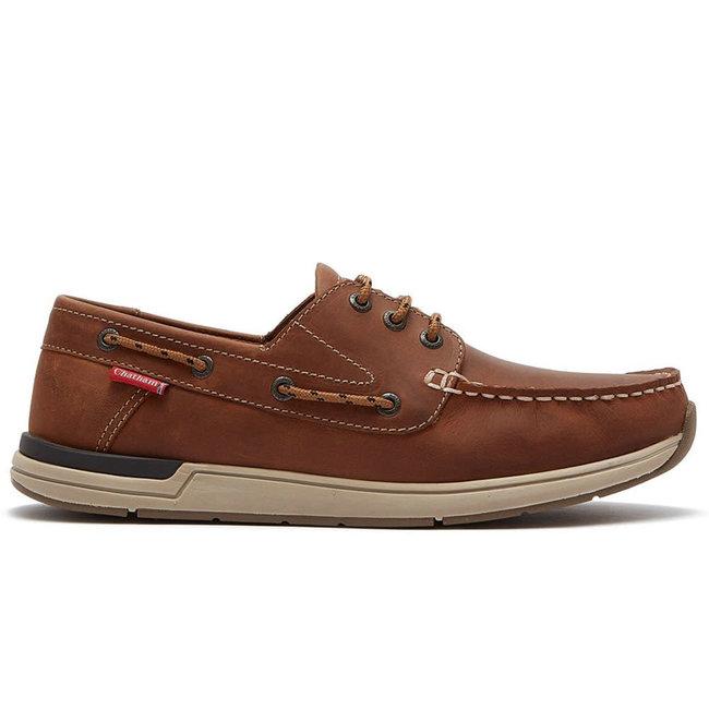 Chatham Hastings Mens Deck Shoes Tan 2021