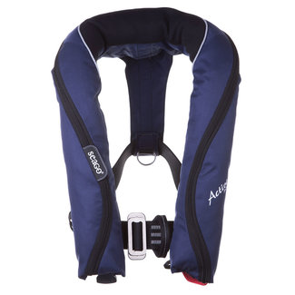 Seago Seago Active 300N Automatic Life Jacket w/ Harness Navy
