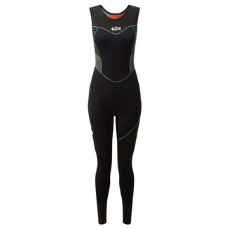 Gill Gill Zentherm 3mm Womens Wetsuit Black 2021