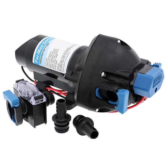 Jabsco Par Max 3 Pressure-Controlled Pump 12V