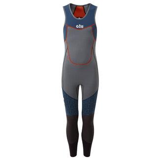 Gill Gill Zenlite 2mm Junior Wetsuit Navy/Grey 2021