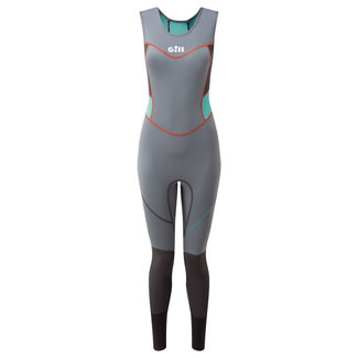 Gill Gill Zenlite 2mm Womens Wetsuit Grey 2021