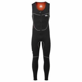 Gill Gill Dynamic 3mm Mens Long John Wetsuit Black 2021