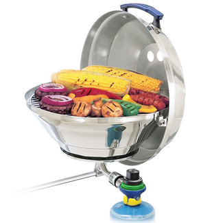 Magma Magma Original 1-4 Person Infrared Kettle Gas Grill BBQ