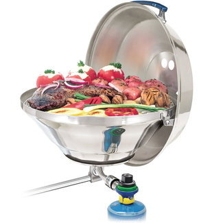 Magma Magma 4-8 Person Marine Kettle Gas Grill BBQ