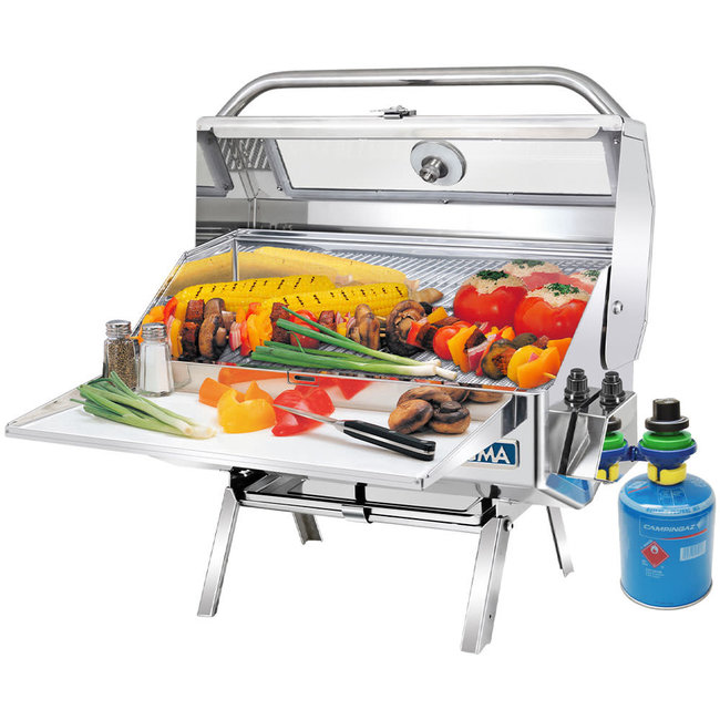 Magma Newport II 4-6 Person Infrared Gas Grill BBQ