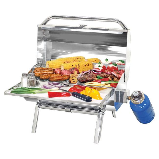 Magma Chefsmate 4-6 Person Gas Grill BBQ