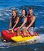 Airhead Hot Dog 3 Person Inflatable Water Toy