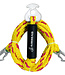 Airhead Heavy Duty Inflatable Water Toy Tow Harness