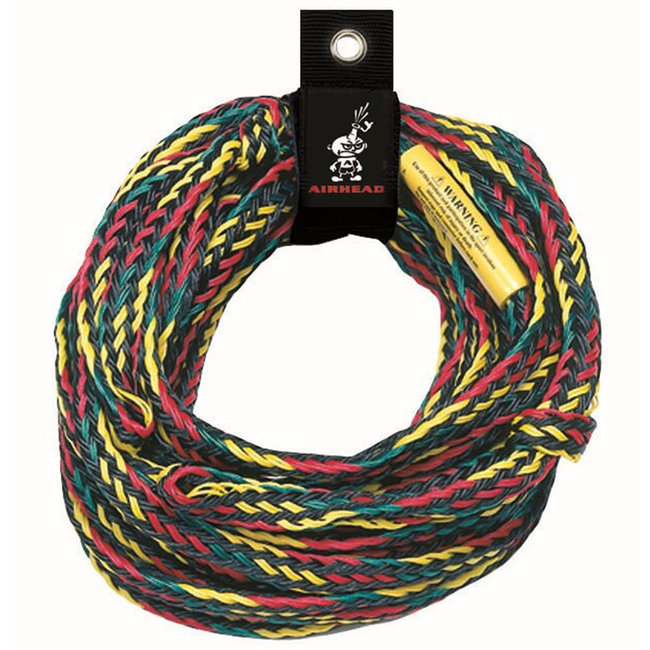 Airhead Airhead 3-4 Person 60ft Inflatable Water Toy Tow Rope