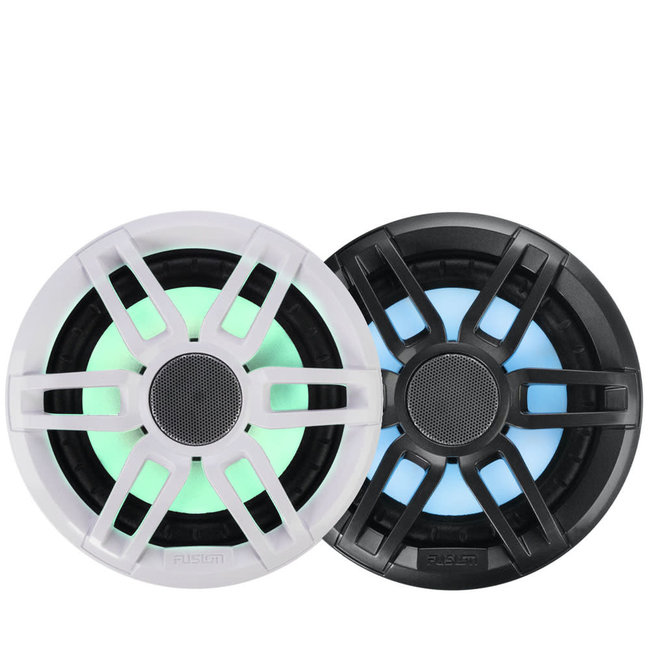 Fusion XS Series Sports Marine Speakers w/ RGB Lighting
