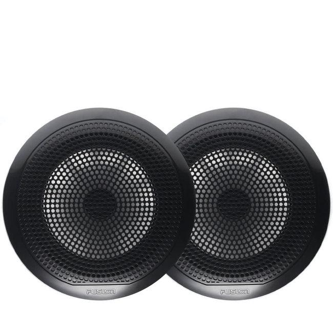 "Fusion EL Series 6.5"" 80W Shallow Mount Marine Speakers"