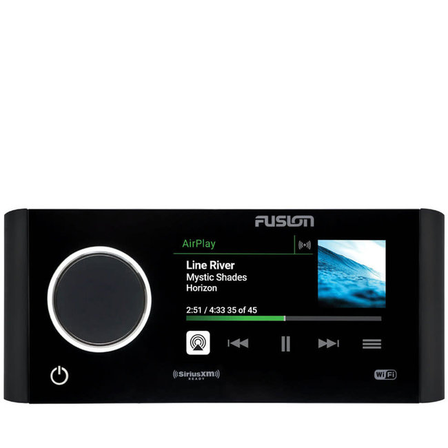 Fusion Apollo RA770 Touchscreen Marine Stereo With Apple Airplay & Built-In WiFi