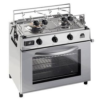 AquaMarine Atlantic 4500 2 Burner Oven & Grill