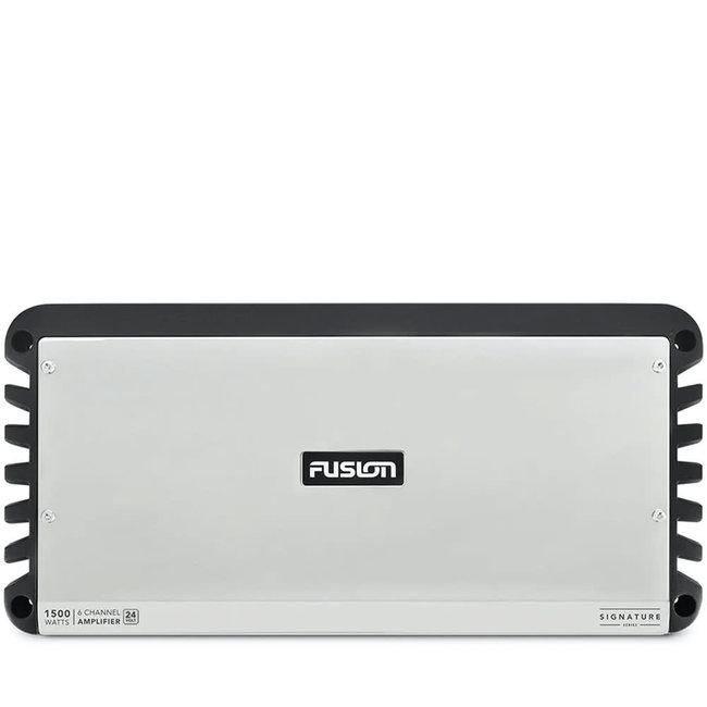 Fusion Signature Series 24V 6 Channel 1500W Marine Amplifier