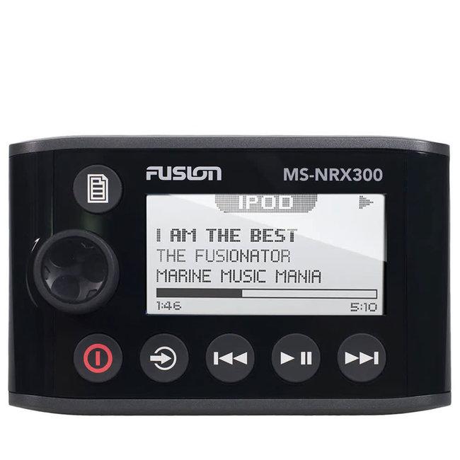 Fusion MS-NRX300 Wired Remote w/ NMEA 2000
